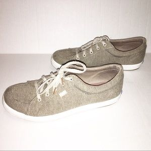 Keds Canvas and Copper Detail